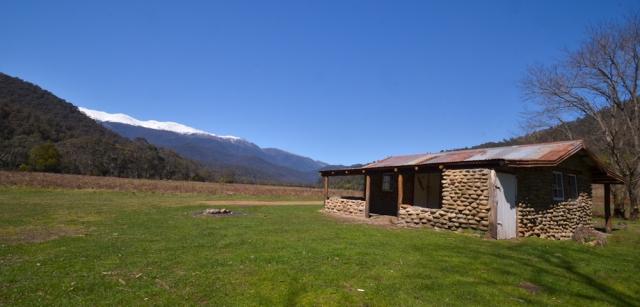Keeble's Hut, Geehi