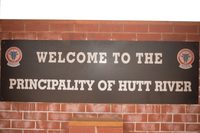 Welcome to Hutt River