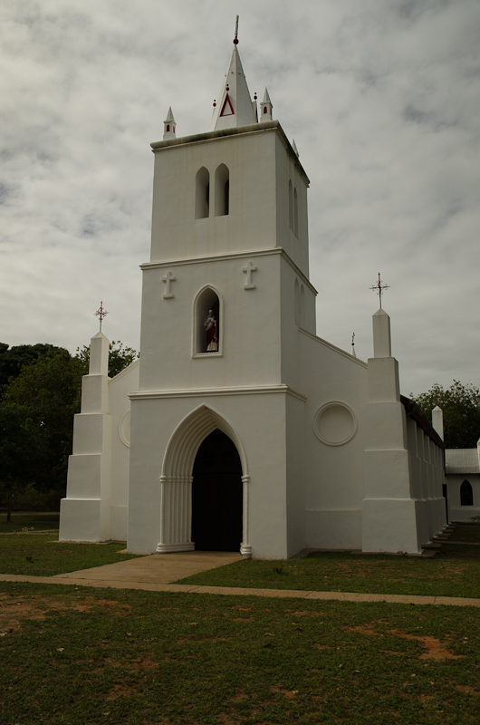 Sacred Heart Church, Beagle Bay