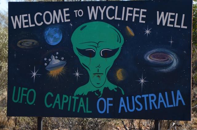 UFO capital of Australia ?