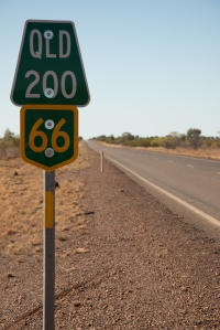 not quite the same as the USA's famous Route 66