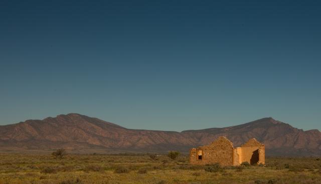 Old ruins, South Australia