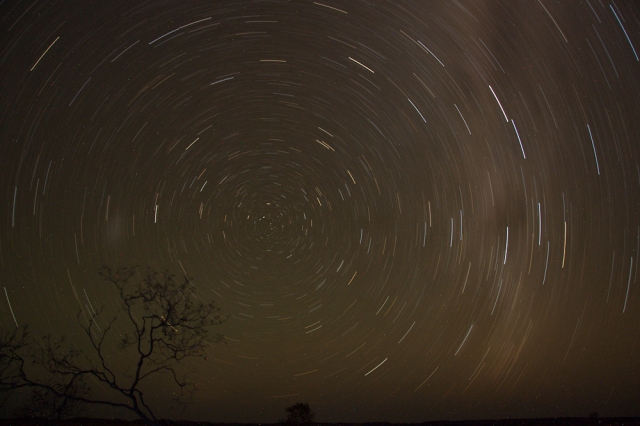 night skies, outback Queensland