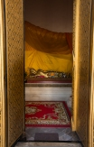Let sleeping Buddhas lie.