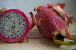 Dragon fruit, or Pitara