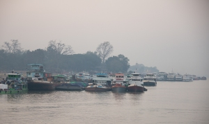Pre-dawn, Mandalay