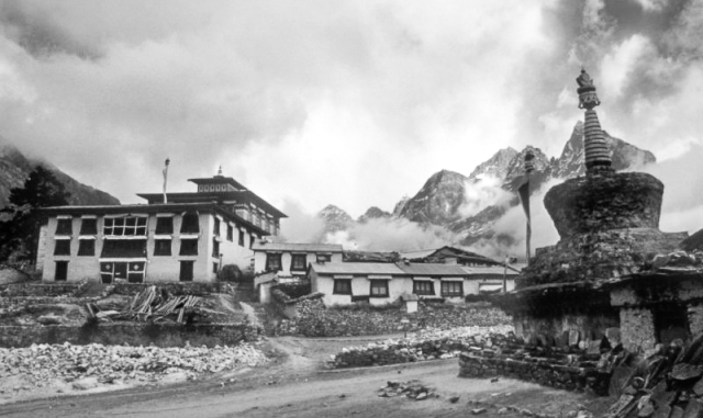 Thangboche Monastery, Nepal