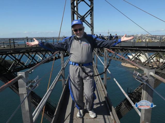153 metres up !