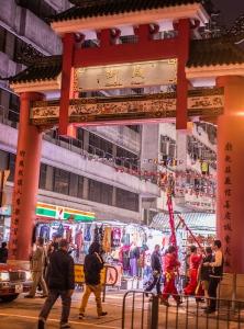 Temple Street night market ...souvenir central!