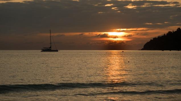 Sunset, Pattaya Beach